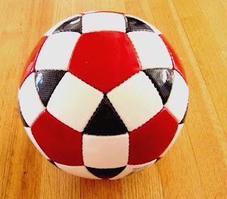 самодельный мяч