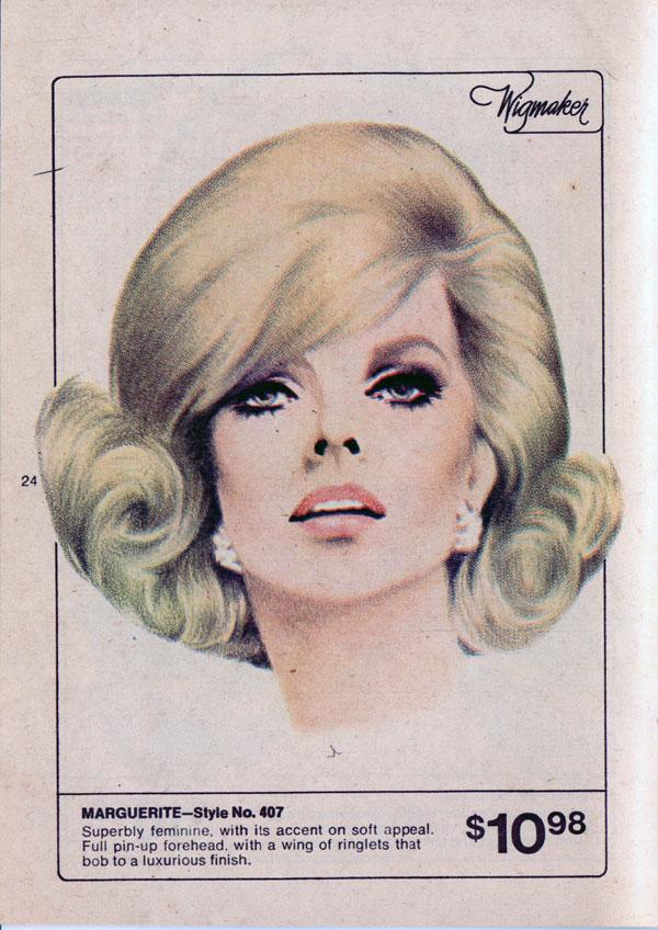 Wigs Vintage 91