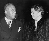 A. Philip Randolph & Eleanor Roosevelt
