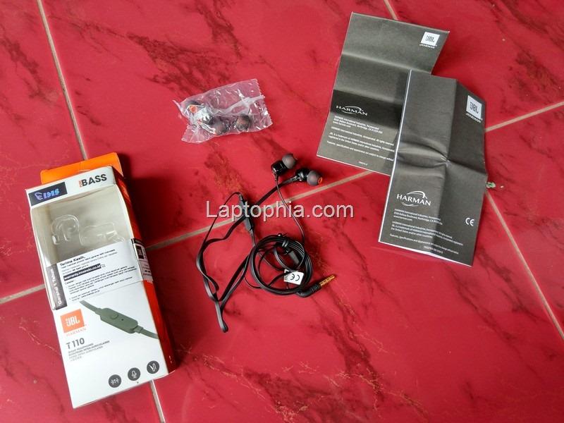 Paket Pembelian JBL T110