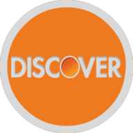 discover button outline