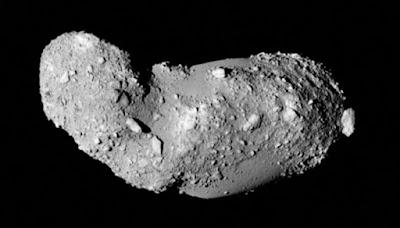 Quando è nato asteroide Itokawa