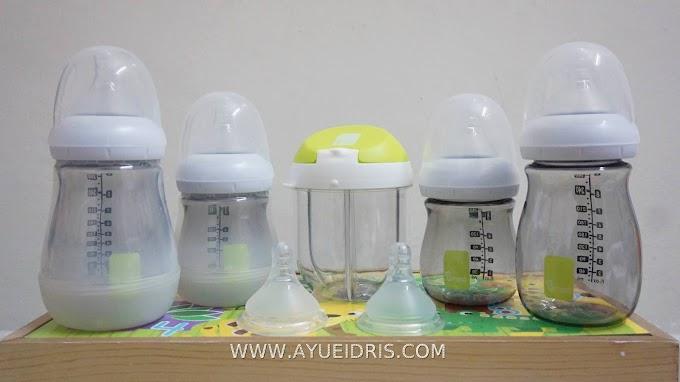 Umee Bottle Review | Botol Susu Anti Kolik