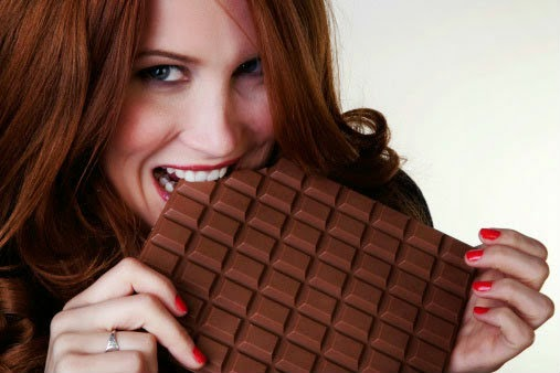กินช็อคโกแลตแล้วทำให้สิวขึ้น