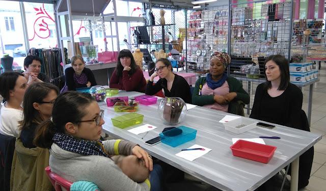 kit créatif, atelier creatif, blog, blogueuse, la perle des loisirs