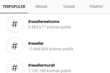 Cara Praktis dan Ampuh Mencari Reseller di Instagram