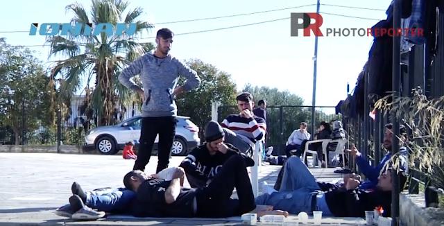 66 Κούρδοι μετανάστες εντοπίστηκαν στο Γερολιμένα Αν. Μάνης (βίντεο)