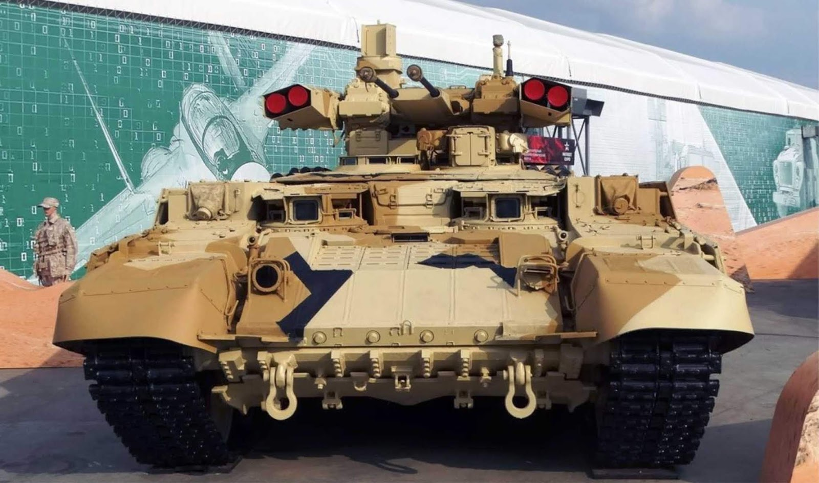 Beredar Photo monster meriam lima gandar Cina terbaru dan calon pesaing tank terminator
