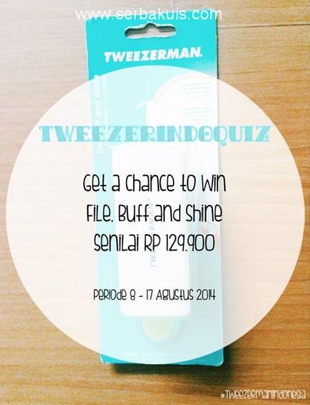 Yuk Ikutan Giveaway #TweezerIndoQuiz Periode ke 4