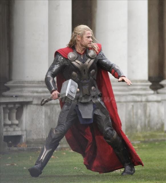 Thor Dark World 2013 movieloversreviews.filminspector.com