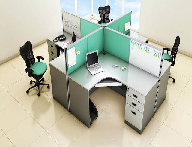 best buy modular used office furniture Hollywood FL for sale