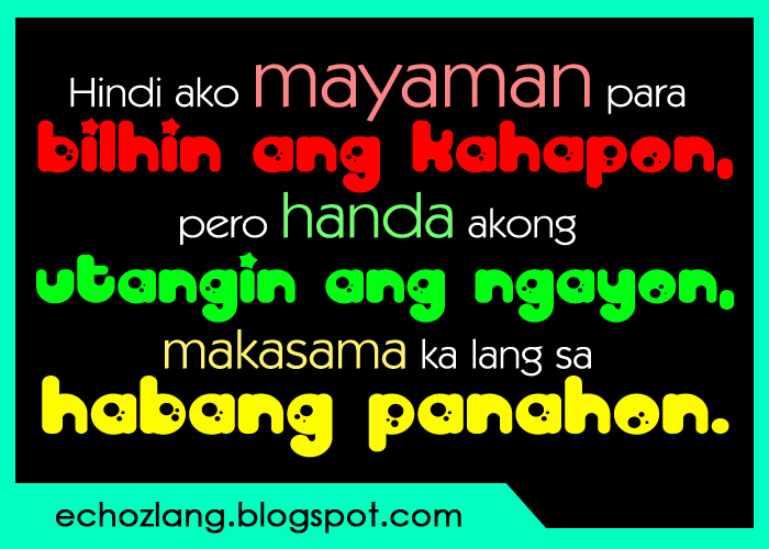 happy feeling quotes tagalog - photo #27