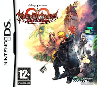 Kingdom Hearts: 358/2 Days, NDS, Español, Mega, Mediafire