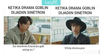 Kocak Banget, Video Fakesub Drama Goblin Ini Nyindir Sinetron Indonesia Versi KW-nya