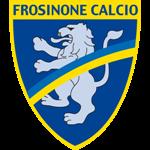 Logo Tim Klub Sepakbola Frosinone Calcio PNG