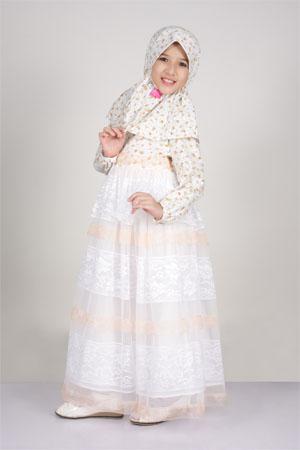 10 Baju Muslim Anak Perempuan Spesial Edition