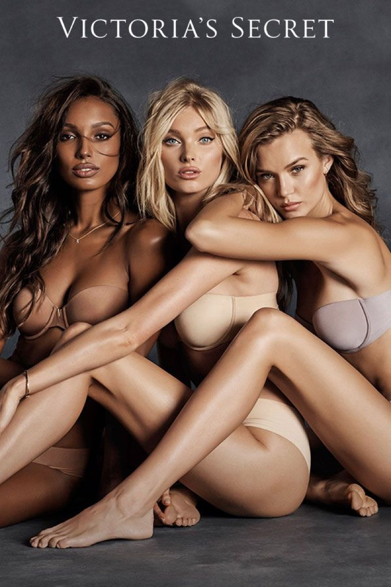Victoria's Secret 'Sexy Illusions' Latest campaign