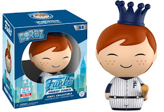 Dorbz: Baseball Freddy Funko (750pc LE).
