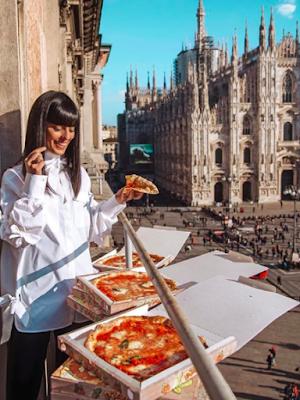 Italské módní blogerky: top 10 královen Instagramu - Laura Comolli