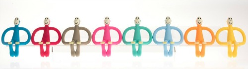 Matchstick Monkey teething toys review from Innocent Charms Chats