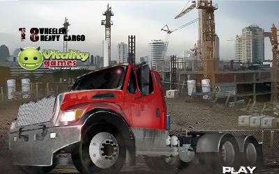 18 Wheeler Heavy Cargo - Jeu de Simulation sur PC