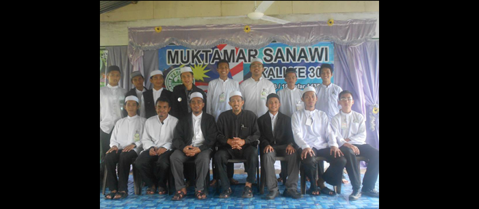 Sebahagian AJK Muslimin sesi 12/13 dan sesi 13/14 ketika Muktamar Tahun Lepas