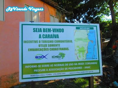 Bem vindo à Caraíva