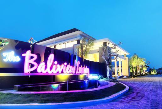 the bali view luxury villa pekanbaru dan resto di riau