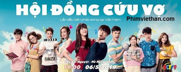 Phim Hong Kong hội đồng cứu vợ