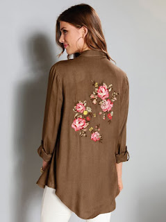 Blusas Bordadas, Diseños Originales