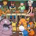 Capitulo 36 Temporada 11: La academia Pokémon de verano