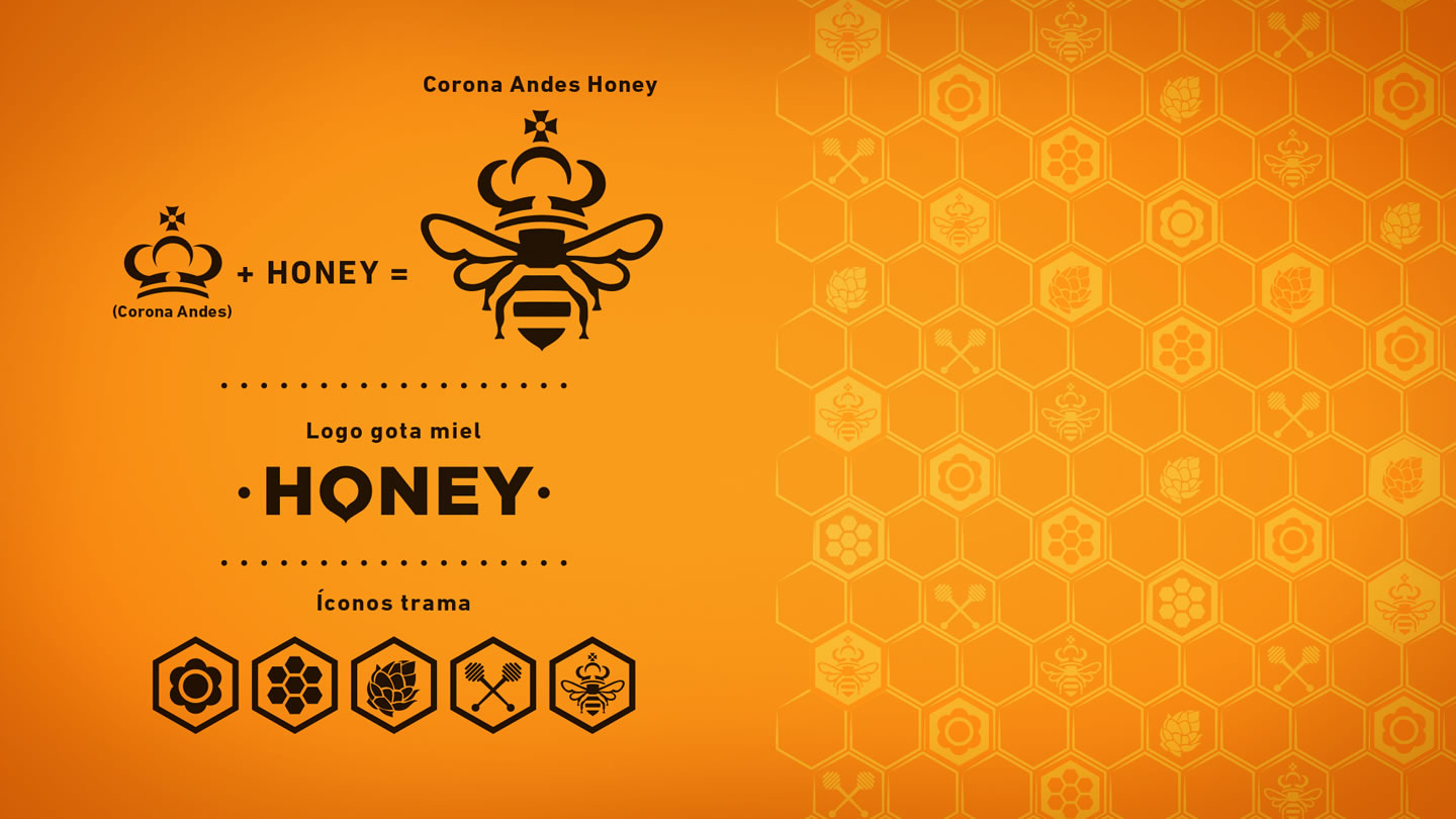 andes honey beer on packaging of the world creative