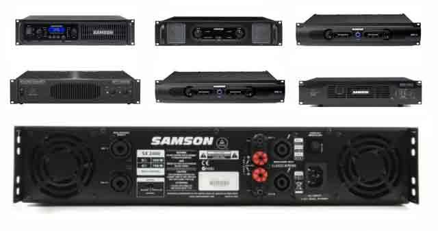 Harga Power Amplifier Samson