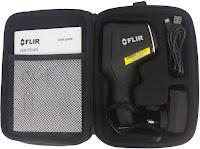 Jual FLIR TG167 plus TA13 Thermal Imaging Camera & Protective Case TG165 Call 0812-8222-998