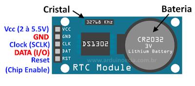Membuat Timer Digital dengan RTC DS1302 lampu otomatis