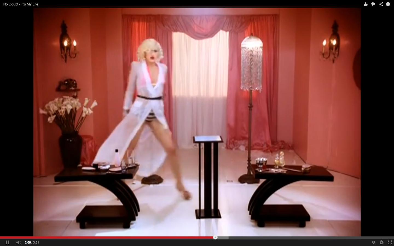 Neonfix Hair Make Up Style Gwen Stefani Top Looks