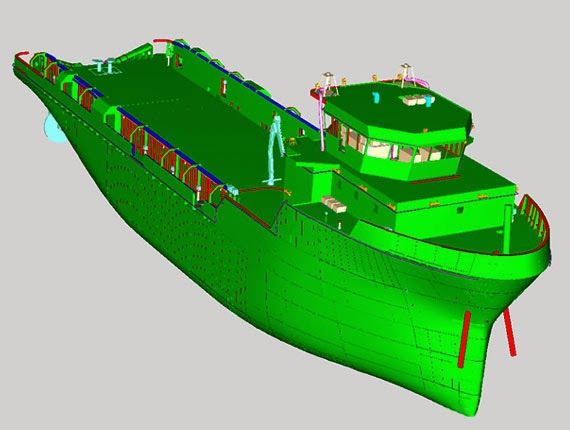 A Definite Marine Overview with Ship 3D Modelling ~ Designing Your