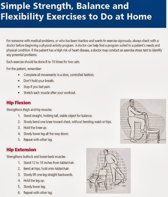 Flexibility Exercises For Older Adults 62