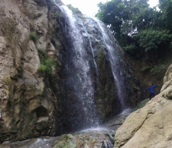 Air terjun gupit Tempat Wisata Bojonegoro