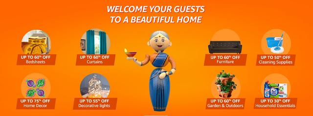 Amazon Great Indian Festive Season Sale