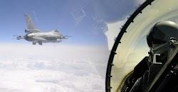 Από Σάββας Δ. Βλάσσης Στις 23 Μαΐου 2006, δύο F-16 της 343 Μοίρας απογειώθηκαν από την Κρήτη και αναγνώρισαν σχηματισμό δύο τουρκικών F-16 π...