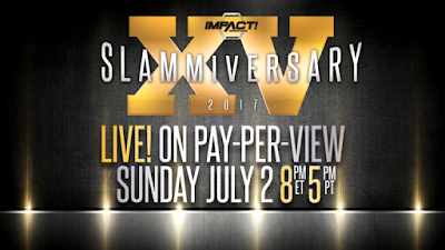 Watch Online English TV Show TNA Slammiversary XV 2nd July 2017 300MB DVDRip 480P Free Download At WorldFree4u.Com
