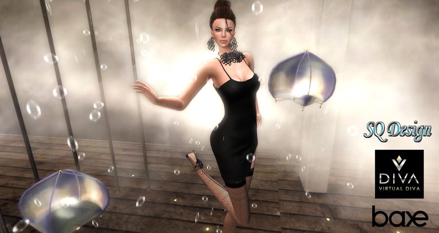Baxe black tango 78 virtual diva couture sq desings baxe - Virtual diva fast and furious 4 ...