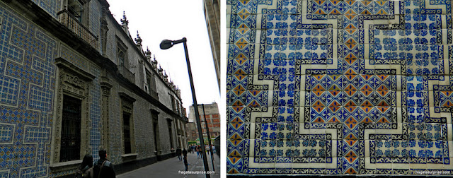 Casa dos Azulejos, Centro Histórico da Cidade do México