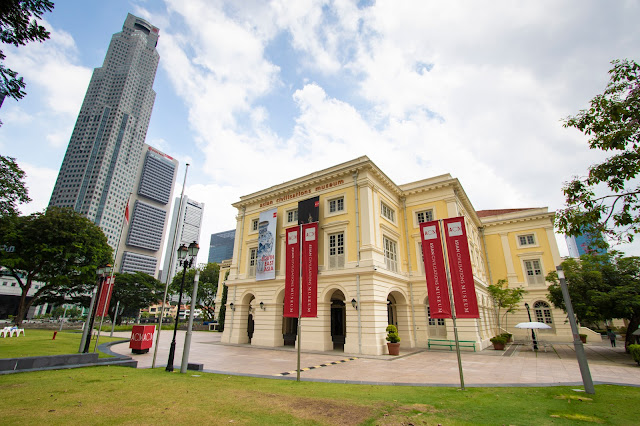 Asian Civilisation museum-Singapore