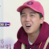 MINO Sings EYES, NOSE, LIPS by TAEYANG on Half-Moon Friends