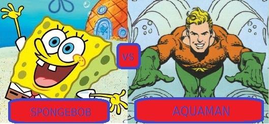 SpongeBob fumetti porno