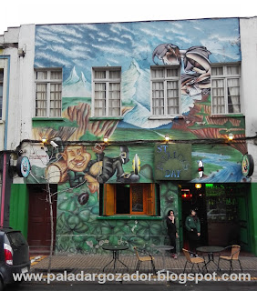 Saint Patrick´s Day, Pub Irlandés fachada