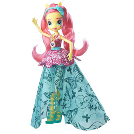 My Little Pony Equestria Girls Legend of Everfree Crystal Gala Fluttershy Doll
