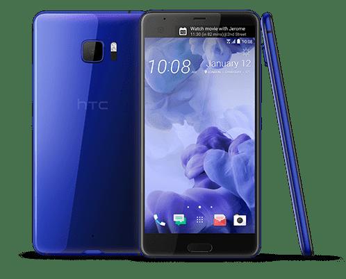 HTC U Ultra, Spesifikasi dan Harga, Ponsel Nougat Berkamera Depan 16 MP